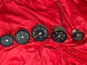 Porsche 911 Gauge Set Great Condition