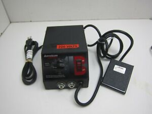American Beauty 105a12 250w Resistance Soldering Thermal Power Unit 220v