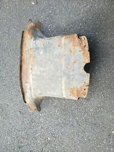 1938 1939 Ford Pickup Belly Pan