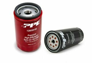 Ppe High efficiency Oil Double Deep Spin on Trans Filters For 01 19 Gm Duramax