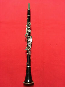 EVETTE CLARINET w case hardly used sounds great BUFFET CRAMPON needs key polish