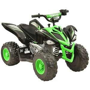 Yamaha Raptor ATV 12V Battery-Powered Ride-On Toy - EC1708