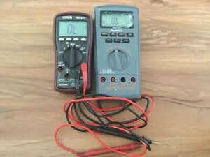 Blue point Dmsc683a Auto Ranging Digital Multimeter Matco Md251 Both To Go