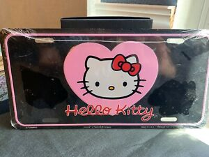 New Hello Kitty Metal License Plate