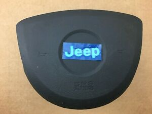 2008 2009 2010 Jeep Grand Cherokee Liberty Commander Front Driver Airbag Oem