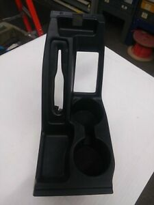 1996 2000 Toyota 4 Runner Center Console Cup Holder Black 254887