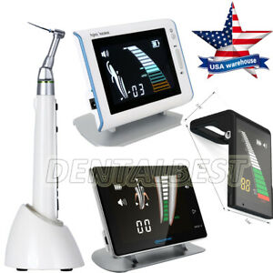 Dental Endodontic Root Canal Apex Locator Rpex 6 16 1 Endo Motor Contra Angle Us