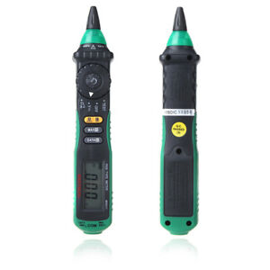 Mastech Ms8211 Digital Multimeter Pen type Non contact Ac Voltage Detector V5c6