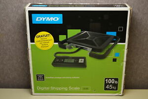 Nob Dymo Digital Shipping Scale S100 100 Lb 45 Kg Postage Calculating Software