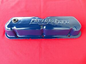 68 73 mustang cougar fairlane 289 303 351w right Side Power By Ford Valve Cover