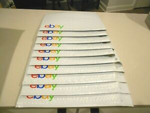 Shipping Supplies Ebay Branded Airjacket Bubble Mailer envelopes 9 5 X 13 25