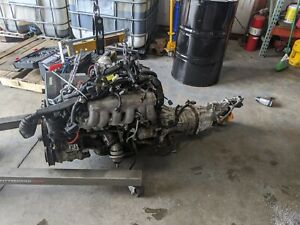 2jz Ge Non Vvti With W58