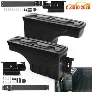 Lh Rh Side Truck Bed Storage Box Toolbox Fit Chevy Colorado Gmc Canyon 15 20