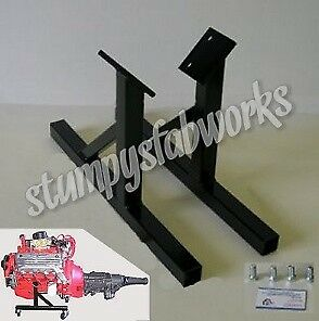 Ford Y Block 239 272 292 312 317 341 Ford Engine Stand Cradle Hdp Caster Kit