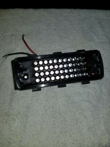 Justice Light Bar 500 Series Led Steady Max R