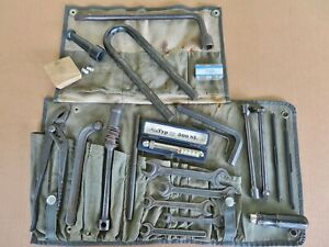 300 Sl Gullwing Oem Mercedes Tool Kit complete Kit Nothing Missing great Shape