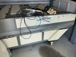 Cam5 Laser Engraver Used Double Laser Head Retail 24 999 Cma1610 150w Dual