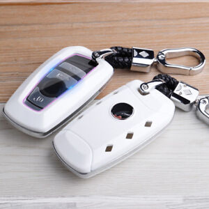 Smart Key Shell Fob Case Accessories For Bmw 1 3 5 Series F10 F20 F30 F40 F25