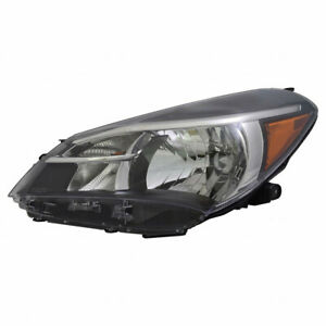 For Toyota Yaris Hatchback Headlight 2015 2017 Left Side To2502226