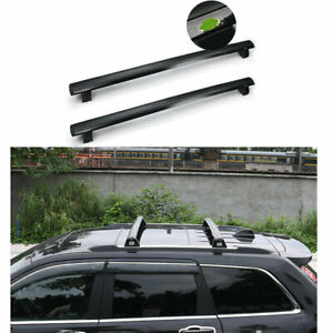 For 2011 2019 2020 Jeep Grand Cherokee Aluminum Top Roof Cargo Rack Cross Bars