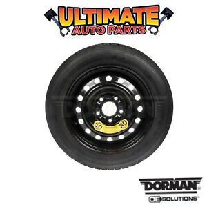 15 Inch Compact Space Saver Spare With Tire For 10 13 Kia Soul