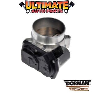 Throttle Body Valve For 5 0l V8 11 14 Ford Mustang
