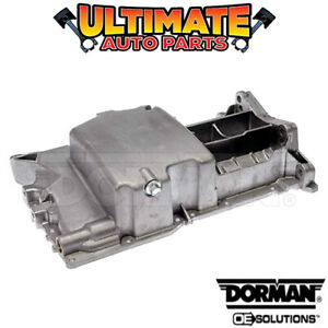 Oil Pan 2 0l Superchaged For 07 10 Saturn Sky red Line