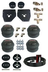 3 8 Front Rear Bolt In Air Ride Suspension For 63 72 C10 Bag Brackets Mounts