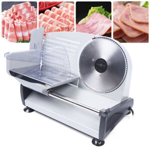 Electric Meat Slicer Frozen Full Automatic Fresh Meat Slicer Cutting Machine