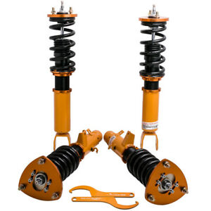 Complete Coilover Kits For Honda Accord 2013 2014 2015 2016 Adj Damper Shocks