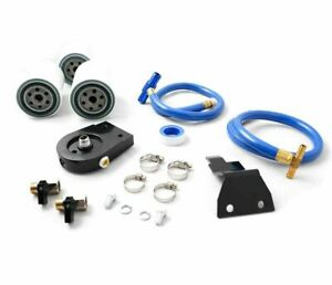 Mfd Coolant Filtration Kit With 3 Filters For 2003 2007 Ford 6 0l Powerstroke