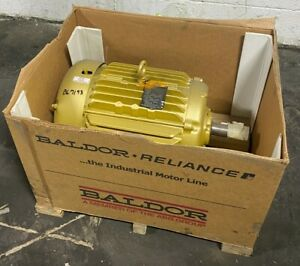 Baldor 20hp Electric Motor new
