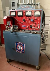 Sun 620 Generator Alternator Tester Great Condition