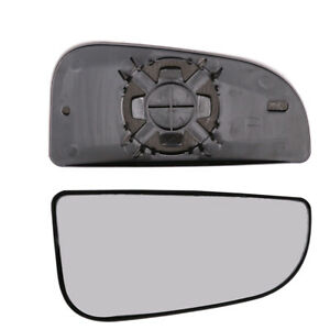 For Dodge Ram 1500 2500 3500 2010 2020 Right Side Tow Mirror Spotter Lower Glass