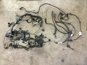 Volvo S40 2005 12 Main Engine Wire Harness For Parts 30739922 V90