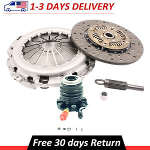New Clutch Kit With Slave Cylinder For 93 00 Ford Explorer Ranger Mazda B4000