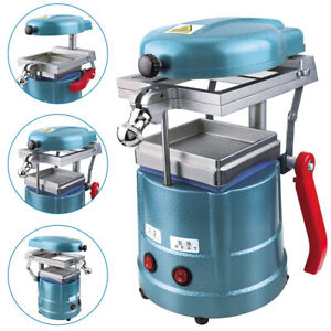 Dental Vacuum Heating Former Lab Electric Molding Machine Shaping Device Usa