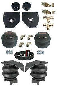 73 87 C10 3 8 Front And Rear Bolt In Air Ride Suspension Bag Brackets Mounts