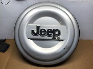 2006 2007 Jeep Liberty Renegade 3 7l Spare Tire Cover Oem 06 07