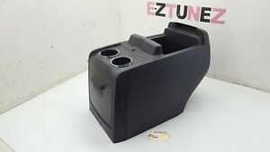 2007 2014 Lincoln Navigator Rear Center Console Frame W Cup Holder Oem
