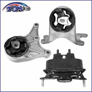 New Engine Transmission Mounts Kit For Chevrolet Malibu Ltz Pontiacg6