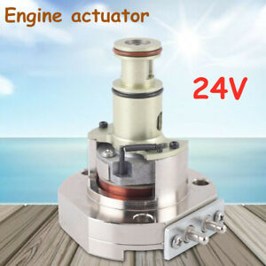 250kw Nta855 Diesel Engine Actuator Electromagnetic Actuator Low Flow Fit