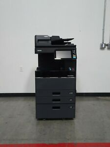 Toshiba E studio4505ac 4505ac Color Copier Printer Scanner Only 91k Meter