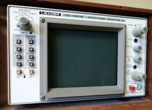 Leader Lbo 5860b Waveform Monitor