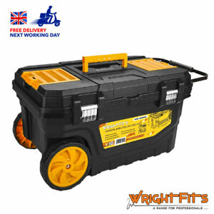 Wrightfits Essential Mobile Toolbox Rolling Portable Tool Chest Ww4024150