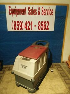 Minuteman 200 Electric Walk Behind Auto Scrubber