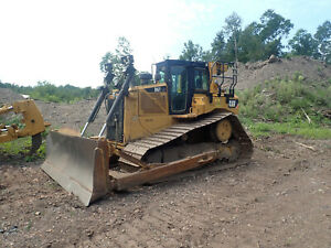 2015 Cat D6t Lgp Crawler Dozer Clean Gps Ready Erops Caterpillar Tilt Blade