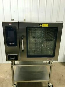 Alto Shaam Ctp7 20g Combitherm Performance Natural Gas Oven 2016 Gas 120v