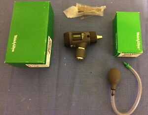 Welch Allyn 23810 Macroview Otoscope Head With Insufflation Bulb Gc Guarantee