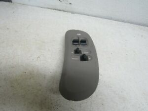2000 Caravan Town And Country Drivers Master Window Switch Lh L